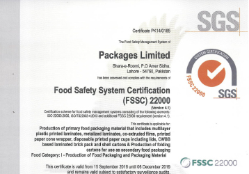 food-safety-system-certification – Packages